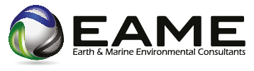 EAME – Earth & Marine Environmental Consultants Logo